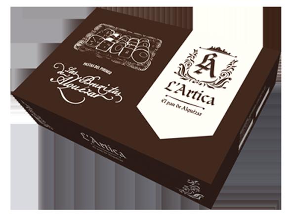 Bruixitas de la Panaderia Panadería L'Artica de Alquezar (Huesca)